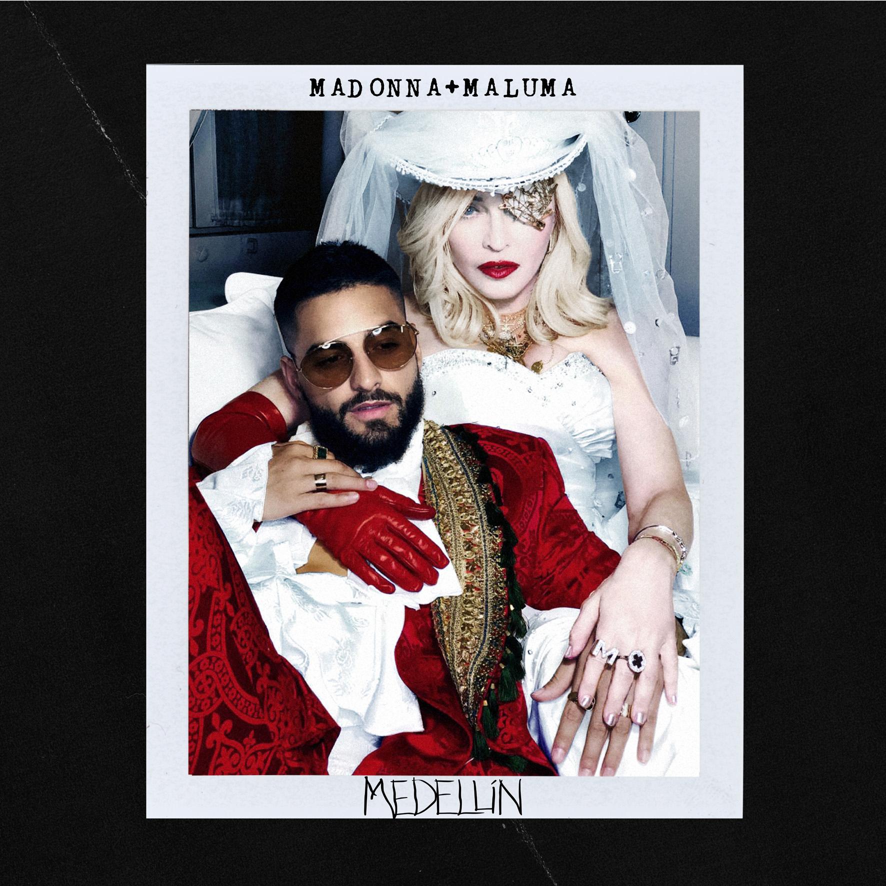 Madonna - Mendellin